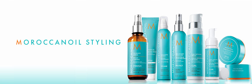Trilab Moroccanoil Styling