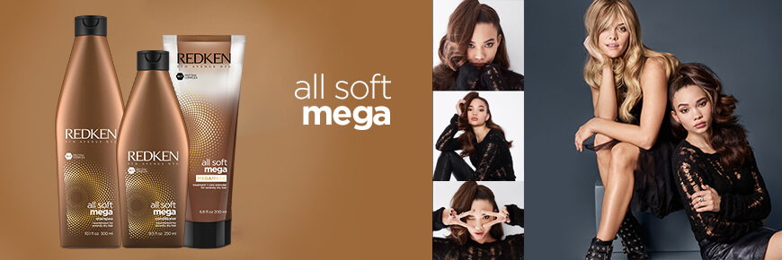 Trilab Redken All Soft Mega