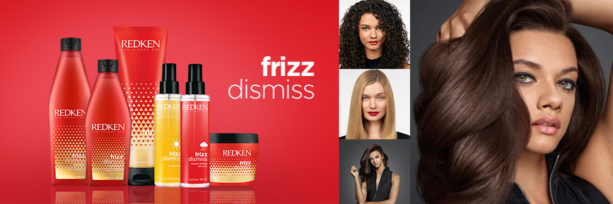 Trilab Redken Frizz Dismiss